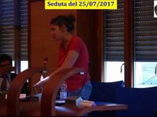 Seduta del Consiglio Municipale Roma VII del 25/07/2017 parte 3 di 3