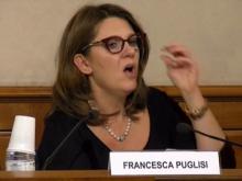 """Francesca Puglisi - """"Malamore. Quando il male marchia il ventre delle donne"""" Umberto Soletti Editore"""