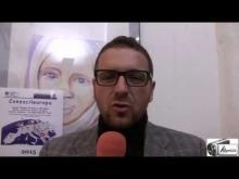 """Francesco De Palo, autore del libro """"GRECO Eroe d'Europa"""" 04/03/2015"""