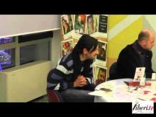 Francesco Furfaro (Circolo Kaleidos Arcigay) - CGIL per i diritti della comunità LGBT 13/12/12 Catanzaro