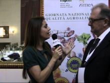 Francesco Liantonio - Giornata nazionale della qualità agroalimentare 2016