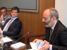 """Francesco Minisci - Presentazione del libro """"#iodamorenonmuoio"""" di Arcangelo Badolati, Luigi Pellegrini Editore"""