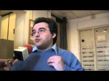 Intervista a Francesco Paquariello - Comitato Nazionale di Radicali Italiani 19/01/14