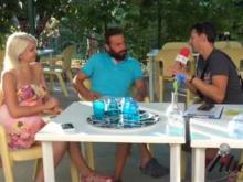 Intervista a Francesco Petrolo - B&B Villa Elena a Santa Domenica di Ricadi (Vv) 29 Luglio 2017