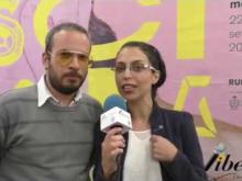 Sciabaca Festival 2017 - Intervista a Koralira: Francesco Speziale e Domenica Rita Buda - Soveria Mannelli (Cz)