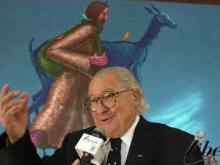 Intervista a Francois Xavier Nicoletti, Fondatore Associazione Heritage Calabria - Albero della pace a Soveria Mannelli