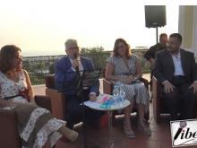 """Presentazione de """"Il mare che ho dentro"""" di Rosalba Volpe, ed. Officine Editoriali da Cleto"""