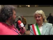 Intervista al Sindaco di Chianciano Gabriella Ferranti - XII Congresso Radicali Italiani