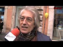 """""""Marcia di Natale 2013 per l'Amnistia, la Giustizia, la Libertà"""" - Interviste a Giuseppe Rippa e Alessandra Terragni"""