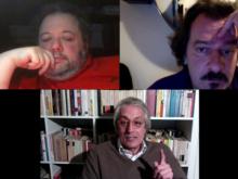 """""""Alle frontiere della libertà"""": conversazione con l'autore, Giuseppe Rippa e Paolo Izzo, scrittore"""