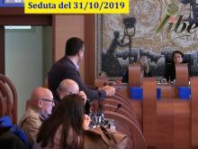 Antonio Principato (M5S) - Seduta del Consiglio Municipale Roma VII del 31/10/2019