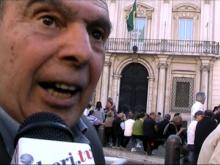 """Gianfranco Spadaccia  - """"A subito"""": piazza Navona saluta Marco Pannella"""