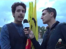 Intervista a Gionny D'Anna - IX Marcia Internazionale per la Libertà