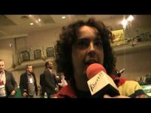 Intervista a Gionny D'Anna - XII Congresso di Radicali Italiani