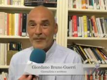 Intervista a Giordano Bruno Guerri - Città di Soveria Mannelli (CZ) 11/08/2017