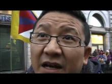 Giornata Mondiale per i Diritti Umani - Manifestazione pro Tibet