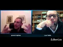 """""""Il futuro della sinistra: tra socialismo e pensiero liberale"""" Ospite Giovanni Leghissa (Università di Torino)"""