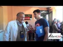 Intervista al Dott. Giovanni Paola Sindaco di Conflenti - Sit In Ospedale di Soveria Mannelli (CZ)