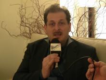 IL CANTIERE SI PRESENTA. Giovanni Pirri, membro del Consiglio direttivo de Il Cantiere