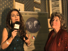 Giuliana Guidotti - Festa del Ringraziamento 2016 a Palazzo Ferrajoli