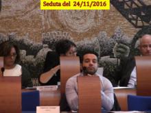 Seduta del Consiglio Municipale Roma VII del 24/11/2016 Parte 1 di 2