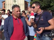 Cosenza Pride 2017. Intervista a Giuseppe Filice, Vice Sindaco del Comune di Cleto (Cs)