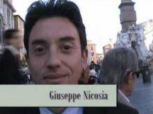 Giuseppe Nicosia: il video di Giuseppe e Rosario Petix ispirato al mio libro Leone bianco Leone nero