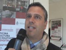 """Giuseppe Pascuzzi, Sindaco di Soveria Mannelli - """"Officina della cultura e della creatività"""" a Soveria Mannelli (CZ)"""