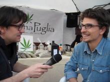 3° Festa della Semina - Bari. Intervista a Claudio Natile Presidente CanaPuglia
