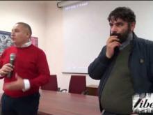 Giuseppe Valentino e Bruno Talarico