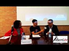 Intervista a Graziella Mazza (Associazione Promethes) e Egidio Battaglia (SerT di Soverato) - Convegno su uso e abuso di alcol a Soveria Mannelli