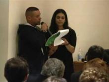 """Presentazione. IDOPPIAMANDATA - """"Un Germoglio tra le sbarre"""", Roma (16/11/16)"""