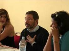 Ignazio Marino e Federica Angeli - Dialogo su Ostia. Organizzato da Parte Civile