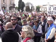 """IGNAZIO MARINO: """"Noi dobbiamo chiedere a tutti gli eletti un confronto diretto"""""""