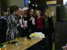 """Presentazione de  """"Qual è la via del vento"""" di Daniela Dawan, edizioni e/o - IUSARTELIBRI"""