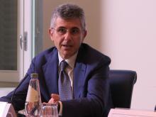 Piero Mastroberardino - Presidente dell'Istituto del Vino Italiano di Qualità Grandi Marchi