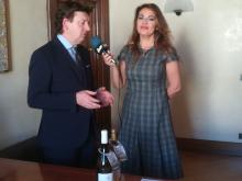 Adriano Gigante, Presidente del Consorzio DOC - FVG intervistato da Camilla Nata