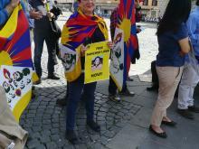 Il 25 aprile 2019 di Liberi.tv: FREE TIBET - Marilia Bellaterra