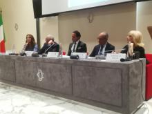 """Presentazione """"L'IMPRESA INTERNAZIONALE E LE RIFORME DEL SISTEMA ITALIA"""" di Paolo Zagami, Rubbettino"""
