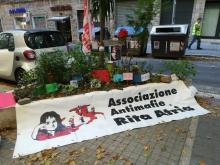 Rita Atria, Ventisette anni di Memoria Attiva - 26 luglio 2019, Roma via Amelia 23