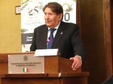 Enrico Lupi, Presidente dell'Associazione Nazionale Città dell'Olio