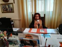 Antonella Corea, Preside del Liceo Pilo Albertelli di Roma. #stopviolenceagainstwomen