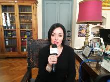 Paola Sbardellati, psicoterapeuta.  #stopviolenceagainstwomen