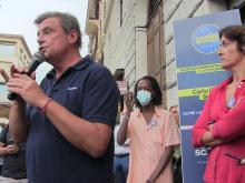 Carlo Calenda alla Gay Street - Candidato Sindaco  - #Roma2021