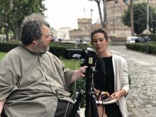 Margherita Schirmacher, curatrice degli eventi di Letture d'Estate 2018