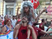 1 Luglio 2017 - Cosenza Pride - Le immagini di Liberi.tv per chi non era lì
