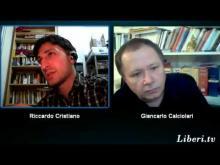 A tavola con le impossibili identità sessuali - Con Riccardo Cristiano e Giancarlo Calciolari