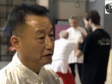 Intervista di Davide Tutino al Maestro di kung fu Zhang Du Gan