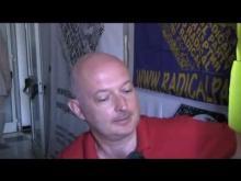 Intervista a Giuseppe Di Leo - Comitato Nazionale di Radicali Italiani 29/07/12