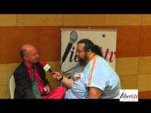 Intervista a Giuseppe Di Leo - XI Congresso Radicali Italiani